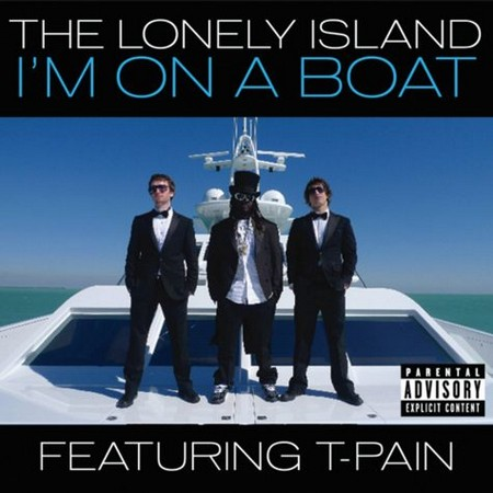The new song from The Lonely Island which takes the piss out of gangsta rappers