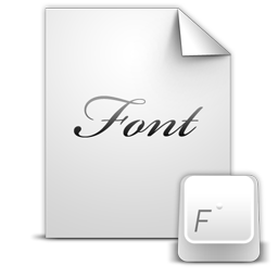 Fonts are a set of glyphs or images that represent characters from some particular character set in a particular size and typeface.