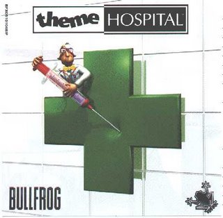 Theme Hospital is an old classic dos game which is just over a decade old. It was made by EA Games back in 1997, after the success of its predecessor Theme Park